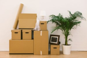 How to Organise Before Moving House